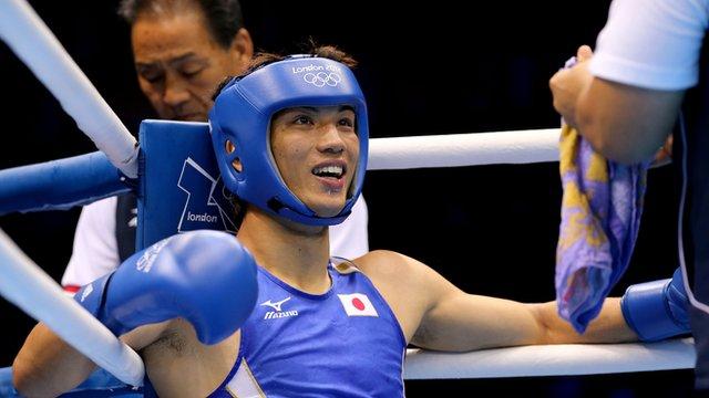 Penalty helps Japan win gold