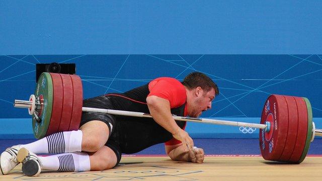 Matthias Steiner painful accident