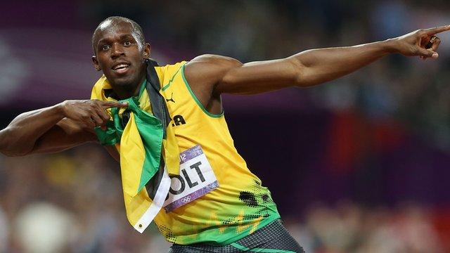 Usain Bolt the greatest ever?