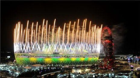 Click to watch the London 2012 highlights video