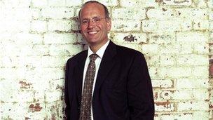 Doug Richard (archive shot)