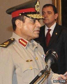 General Abdul Fattah al-Sisi