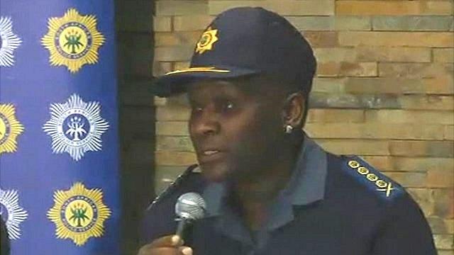 Police commissioner Riah Phiyega