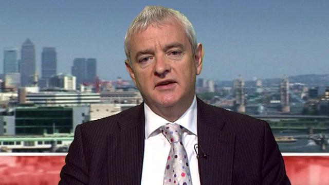 David Orr, Chief Executive of the National Housing Federation