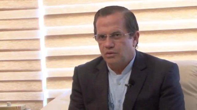 Ricardo Patino, Foreign Minister of Ecuador