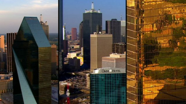 New Dallas opening titles