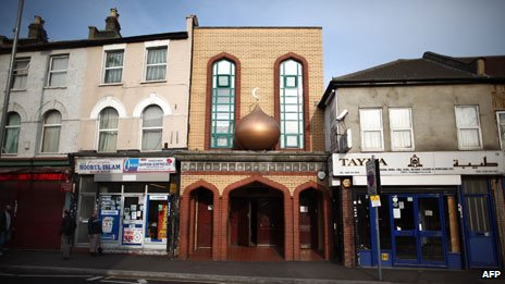 Mosque in Leyton