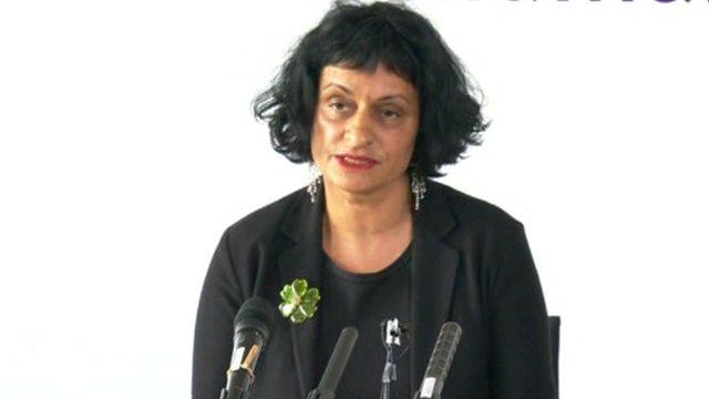 Saimo Chahal, the Nicklinson's solicitor
