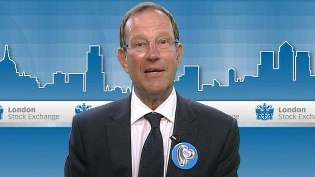 Chairman of Northern & Shell Richard Desmond