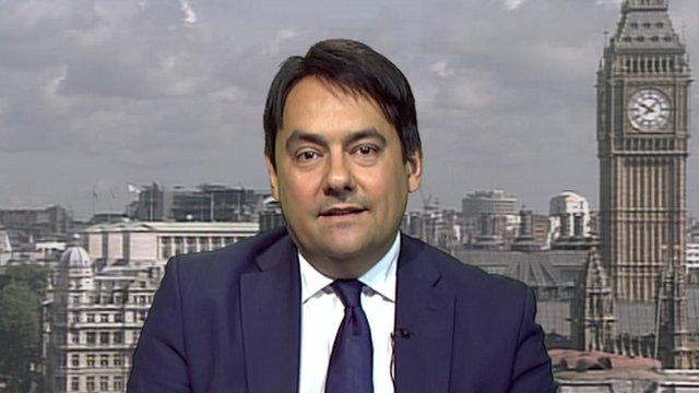 Shadow Education Secretary, Stephen Twigg