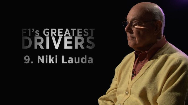 Murray Walker on Niki Lauda