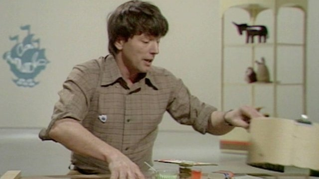 John Noakes, Blue Peter 1975