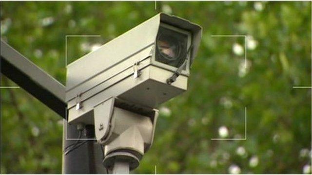 CCTV traffic camera