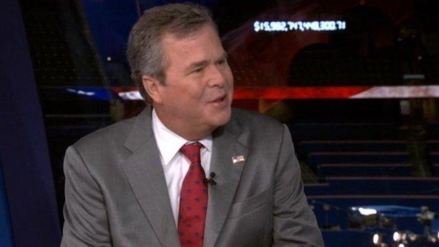 Jeb Bush on Good Morning America