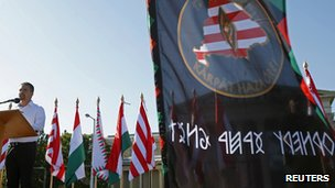Jobbik rally, 25 Aug 12