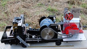 steam powered computer