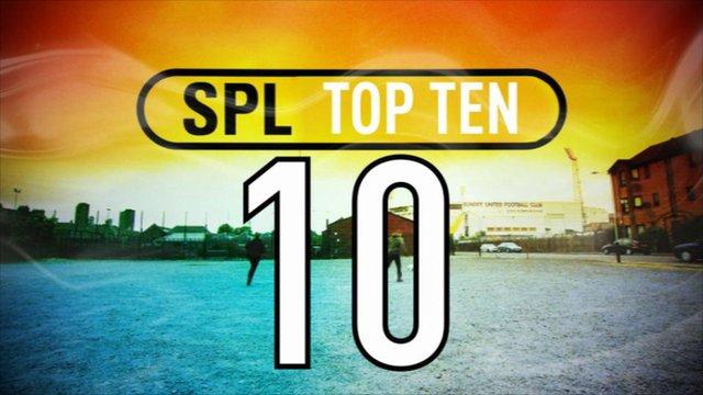 SPL AUGUST TOP 10
