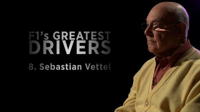 Murray Walker on Sebastian Vettel