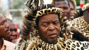 King Goodwill Zwelithini (24 September 2008)