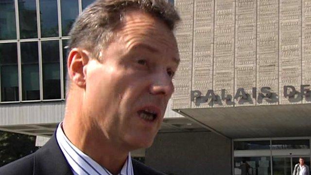 Annecy prosecutor Eric Maillaud