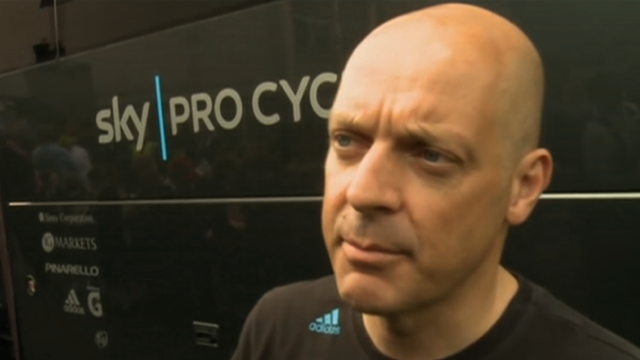 Team Sky principal and GB Cycling performance director David Brailsford