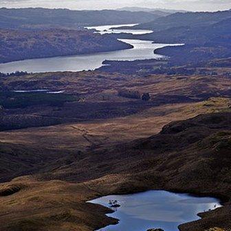 Loch Obha à Cruachan