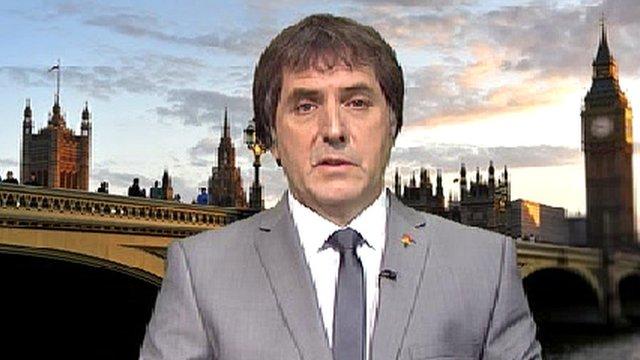 Labour MP for Liverpool Walton, Steve Rotherham