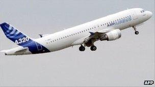 Awyren Airbus A320