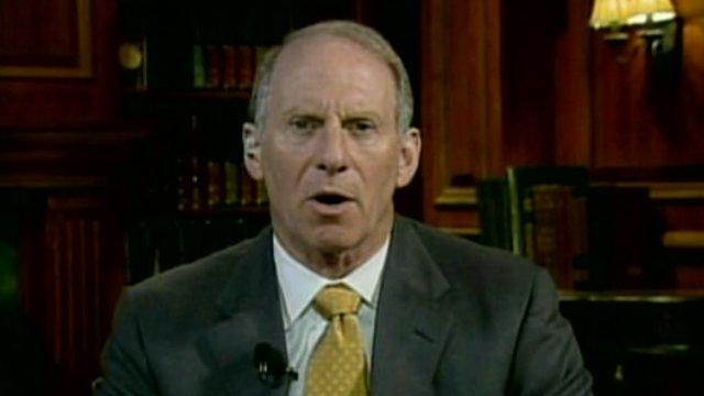Richard Haass on World News America