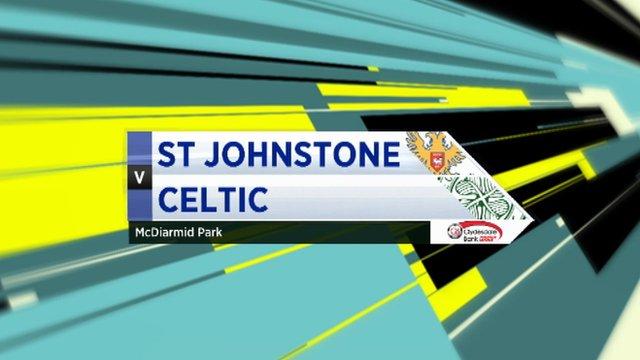 Highlights - St Johnstone 2-1 Celtic