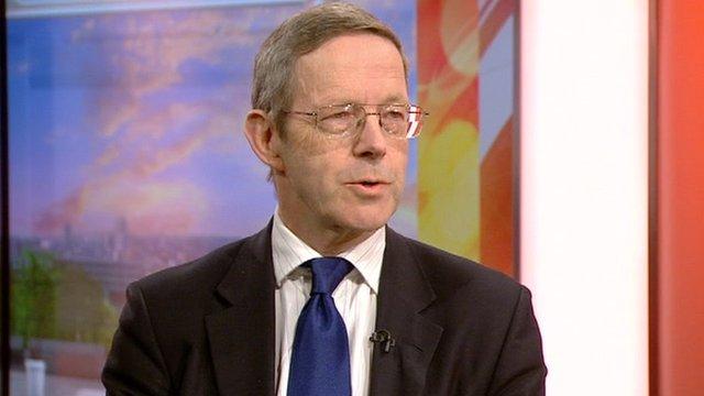 FSB policy chairman Mike Cherry
