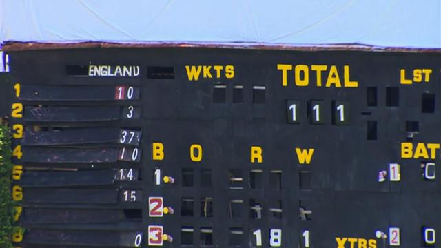 England beat Pakistan in final warm-up