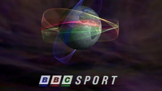 BBC Sport logo in 1992