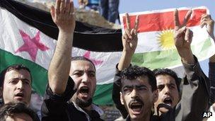 Kurds in Syria