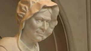 Kitty Wilkinson statue