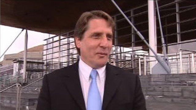 John Bufton MEP