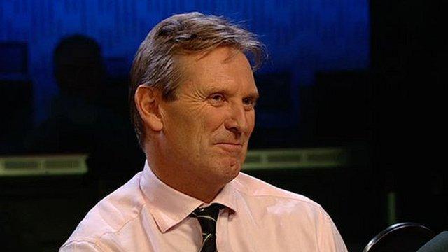 Phil Bentley, managing director of British Gas.