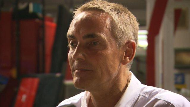 McLaren team boss Martin Whitmarsh