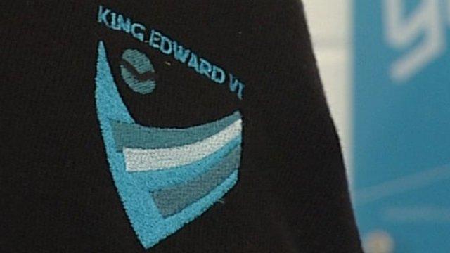 School uniform at KEVICC