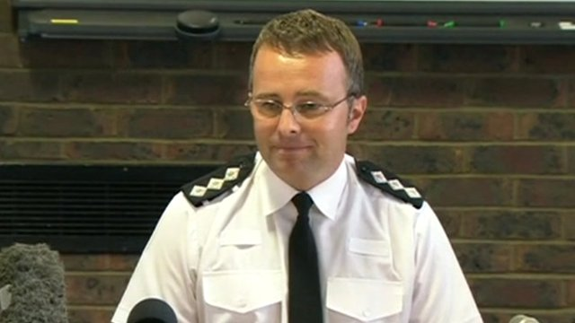 Chief Inspector Jason Tingley