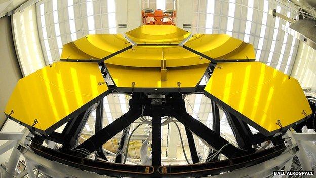 Mirror Ball Aerospace