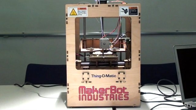 Makers unite - the revolution will be home-made