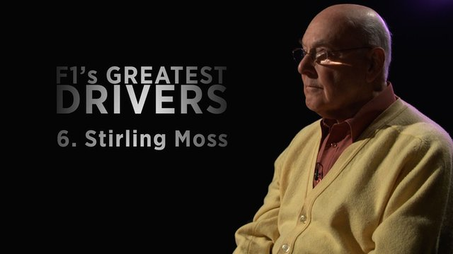 Murray Walker on Stirling Moss