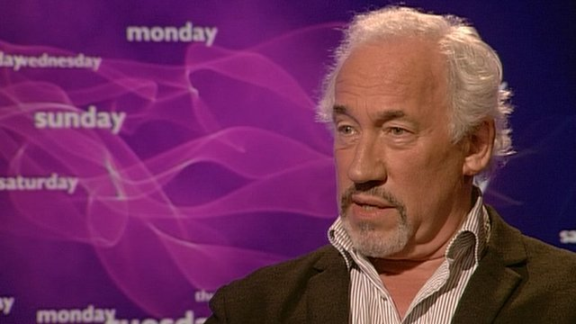 Simon Callow