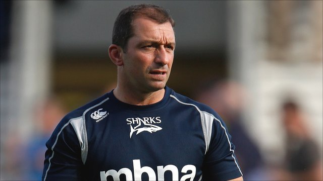 Sale Sharks director of rugby Bryan Redpath