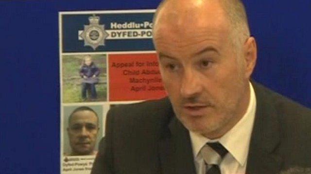 Detective Superintendent Reg Bevan