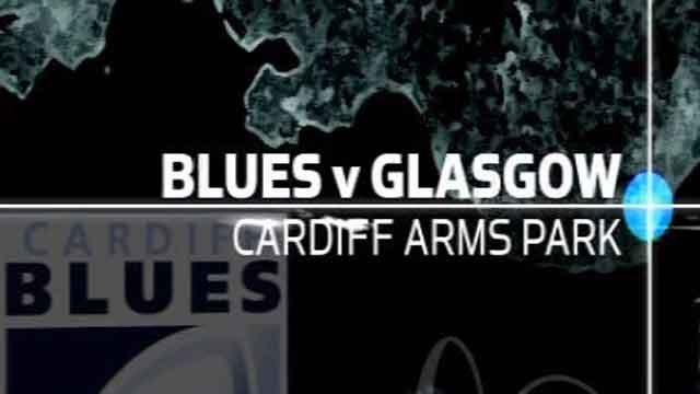 Cardiff Blues 3-18 Glasgow