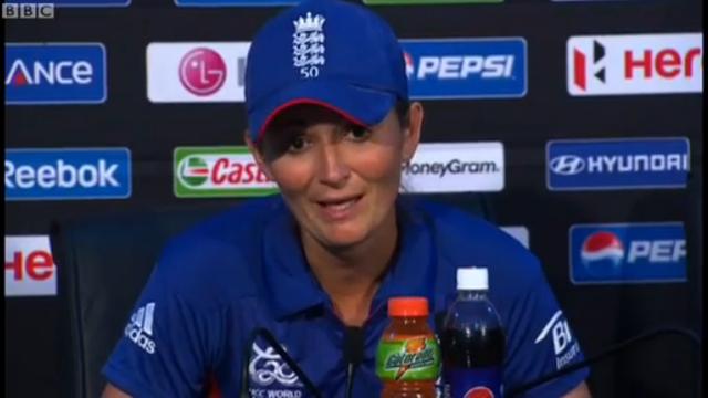 England Twenty20 captain Charlotte Edwards