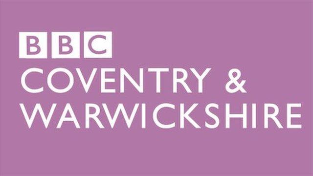 BBC Radio Coventry and Warwickshire logo