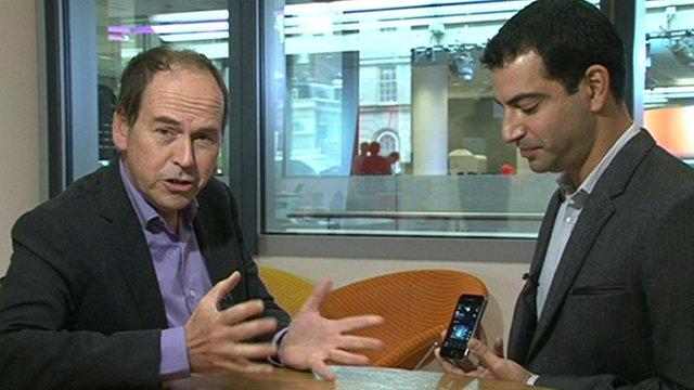 Rory Cellan-Jones looks at iPlayer Radio